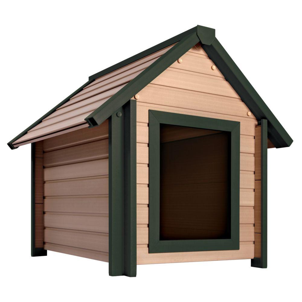 EcoChoice Bunkhouse Dog House, Large