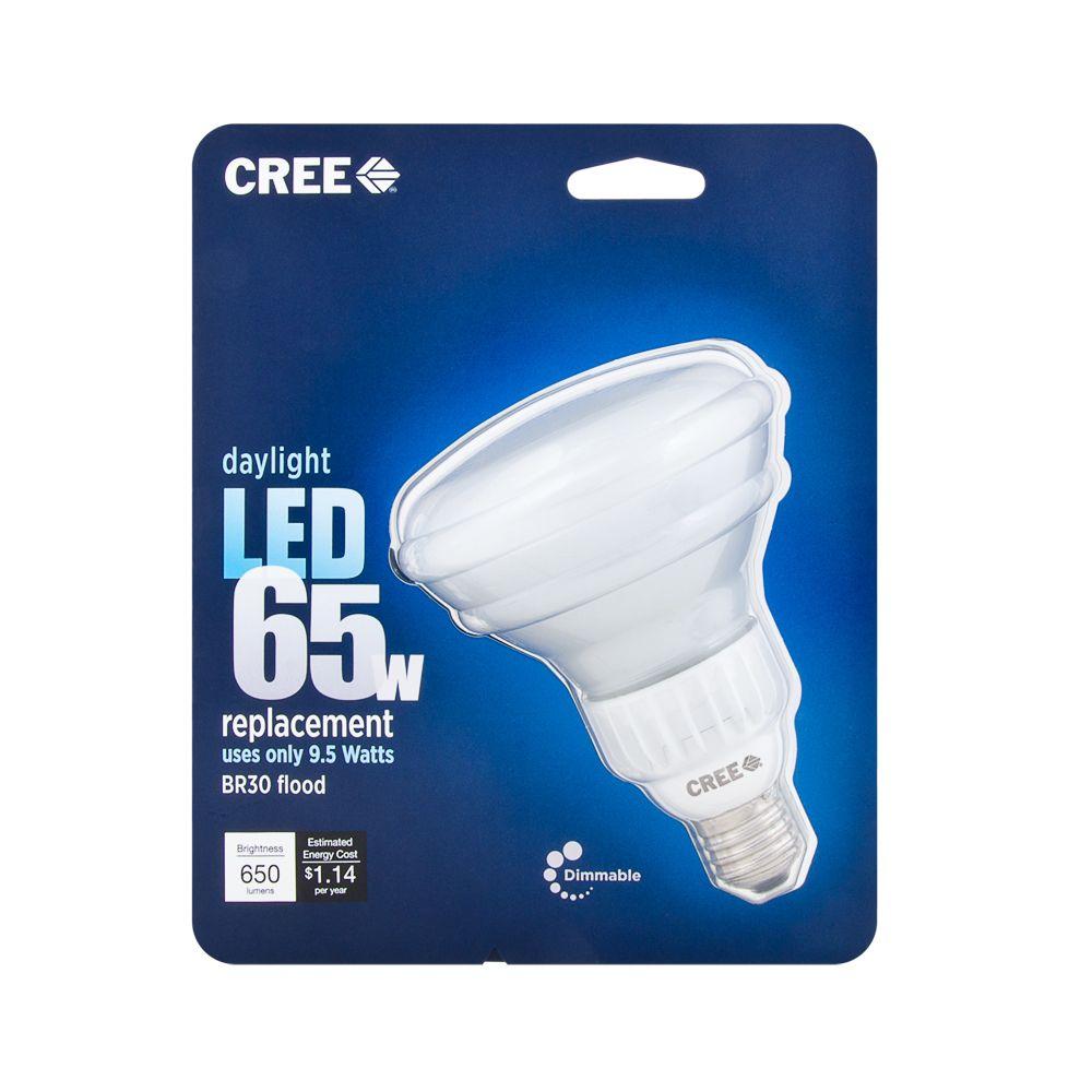 LED BR30 9.5W Daylight