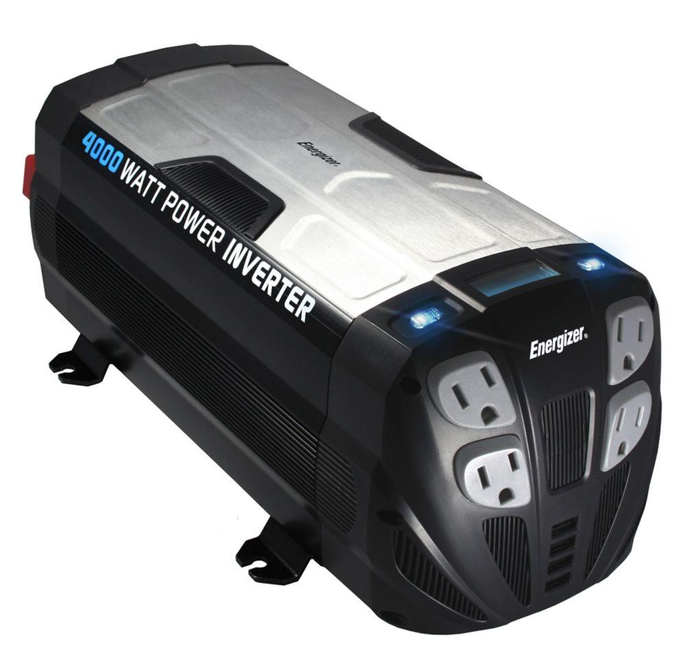 12V 4000 Watt Power Inverter