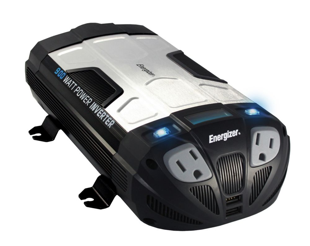 Energizer 12V 900 Watt Power Inverter
