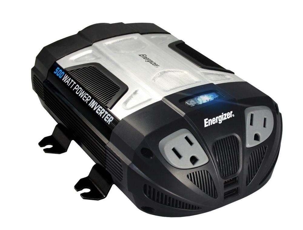12V 500 Watt Power Inverter