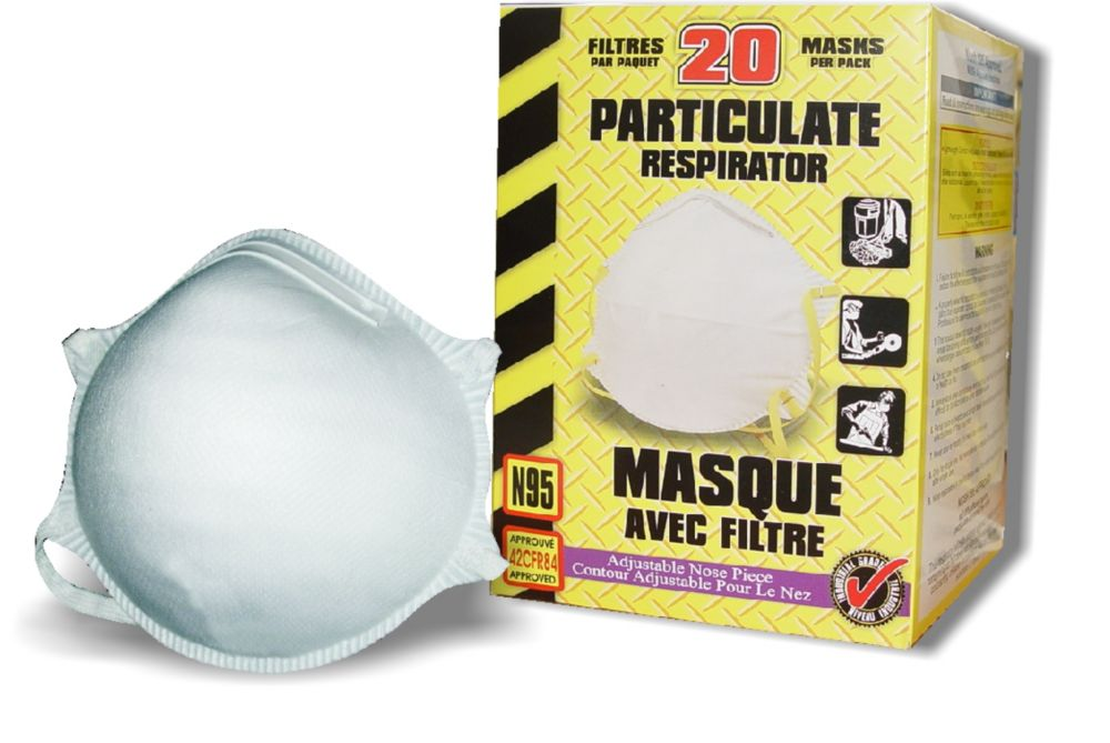 masques jetables n95