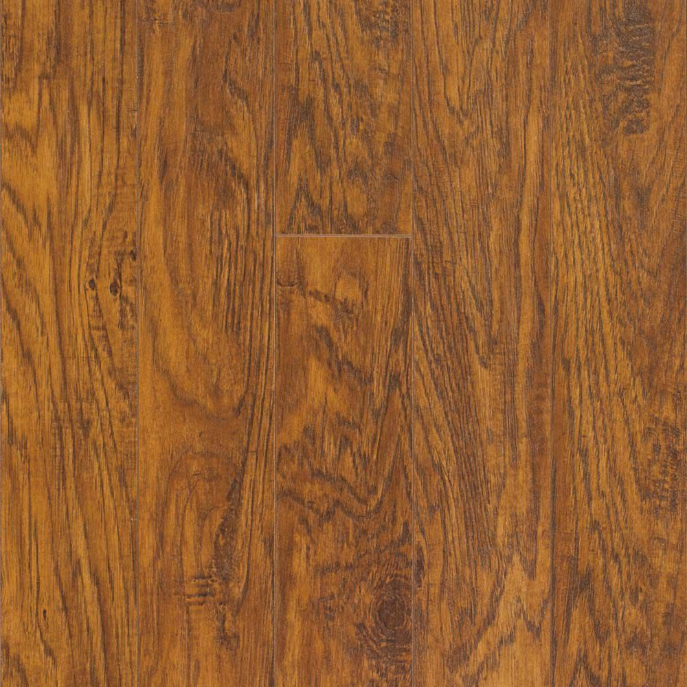 Mohawk Flooring Vs Pergo: Pergo 10mm Haywood Hickory Laminate Flooring (13.10 Sq. Ft