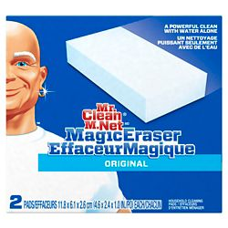 Mr. Clean Mr Clean Magic Eraser 2Ct