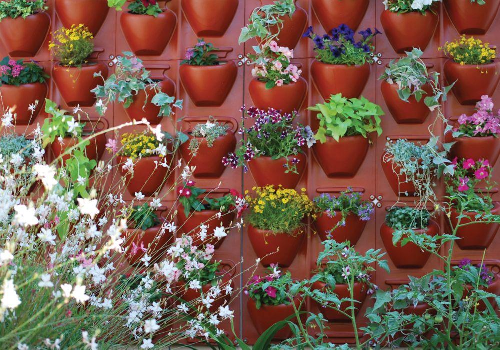 PlantScape - Vertical Garden - Terra 702289 Canada Discount