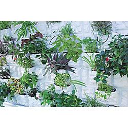 Palram PlantScape Vertical Garden in Stone