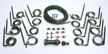 Palram Drip Irrigation Kit The Home Depot Canada