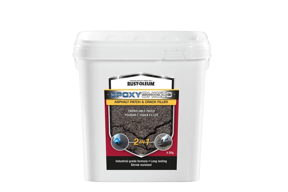 Epoxyshield 2-in-1 Asphalt Patch & Crack Filler 4.5kg