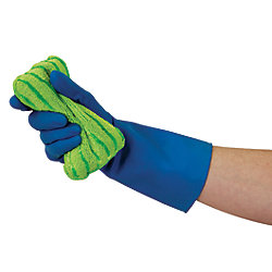 Quickie Latex Gloves- L/XL