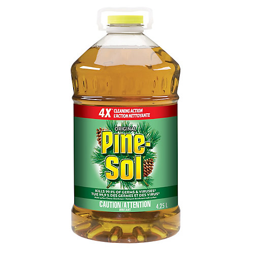 Nettoyant désinfectant Pine-Sol Original, 4,25L