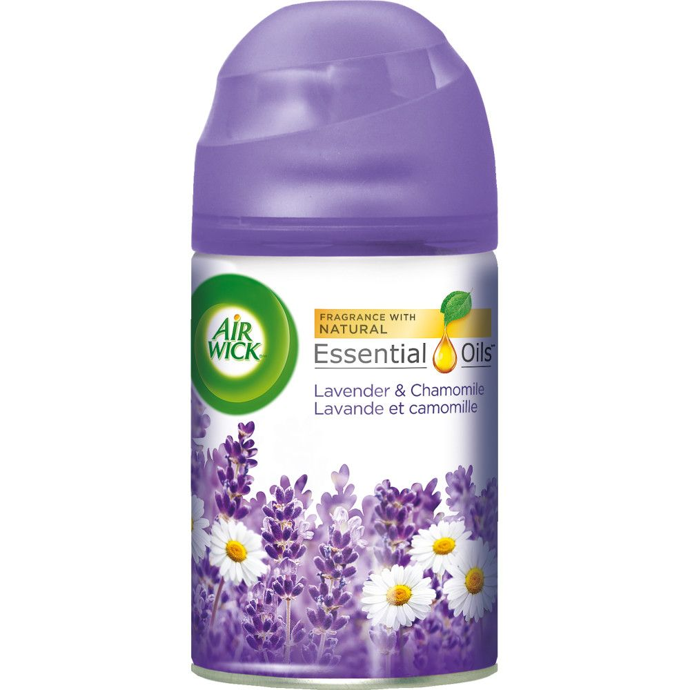 Freshmatic recharges - relaxation lavande et chamomille 180 g