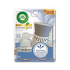 Scented Oil Kit, Crisp Linen - 21 ml