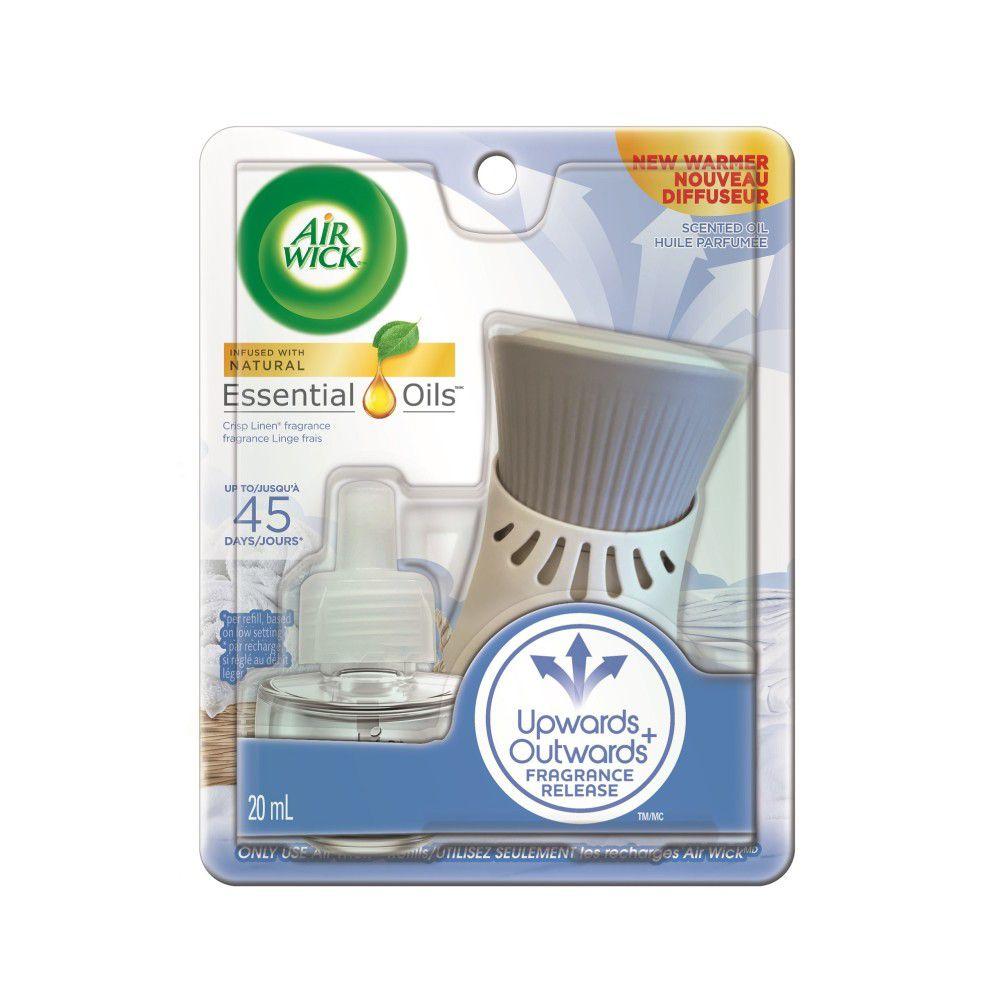 Huilles parfumée aqua essences linge frais 20 ml