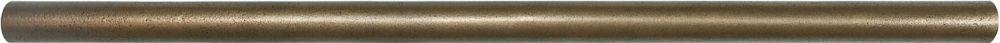 Baguette Longue Et Étroite En Bronze Coulé De 5/8Po × 12Po