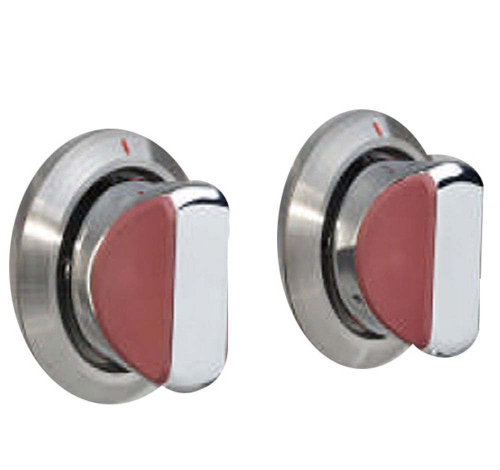 Capital Red Knob Kit for 48 Inch Range With Griddle