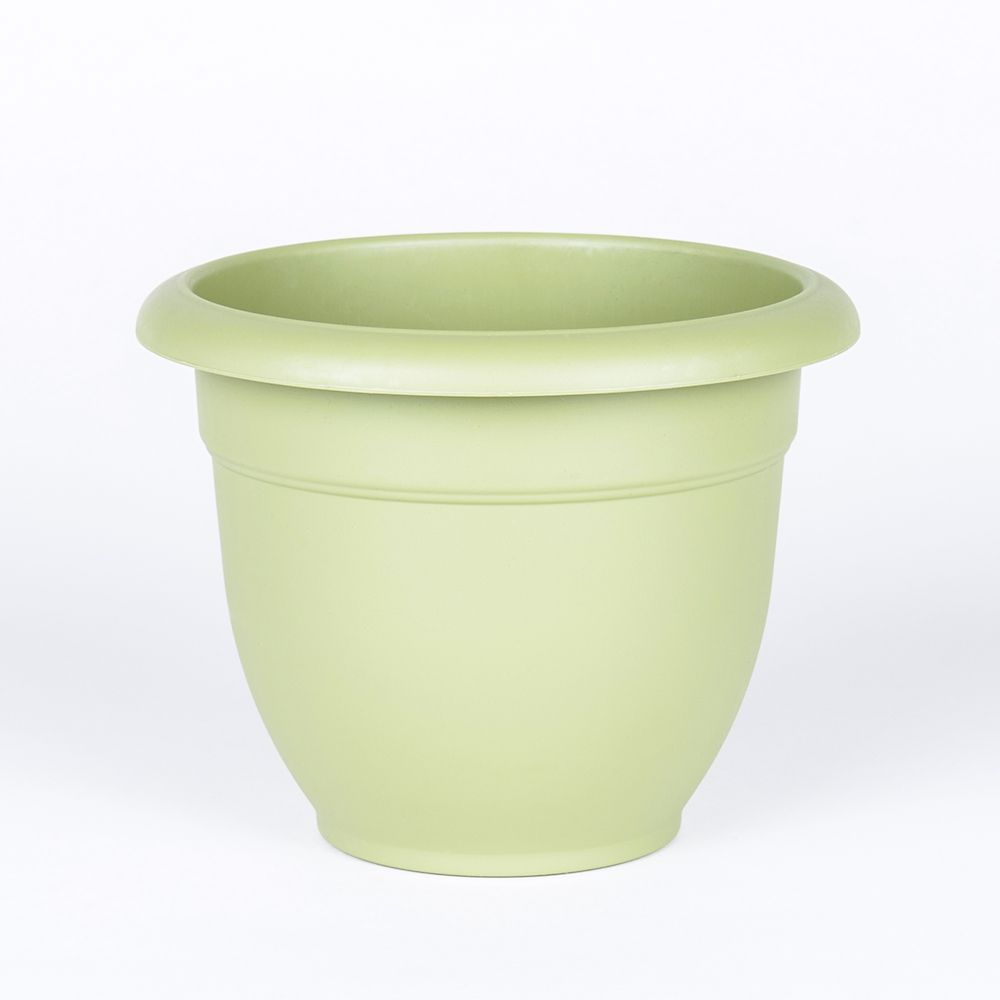 14-inch Bell Pot in Sage