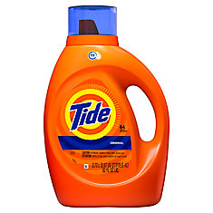 2.95 L Original Scent Laundry Detergent for High Efficiency Washers with Acti-Lift