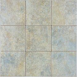 Anatolia Tile 4 Inch x4 Inch  Cast Bronze Metal Lugarno Deco