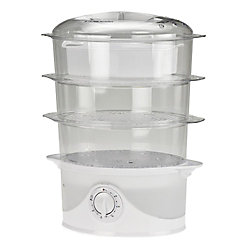 Kalorik 9L 3-Tier Food Steamer