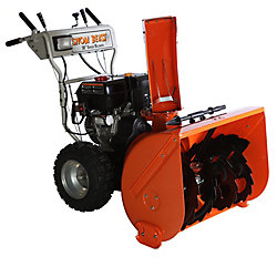 Beast Snow  302cc 11-HP Commercial 2-Stage Gas Snow Blower with 30-inch Clearing Width