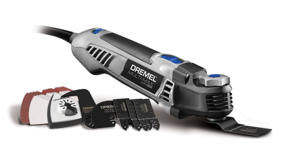 Multi- Max MM45 Oscillating Tool Kit (15 Multi-Max accessories)