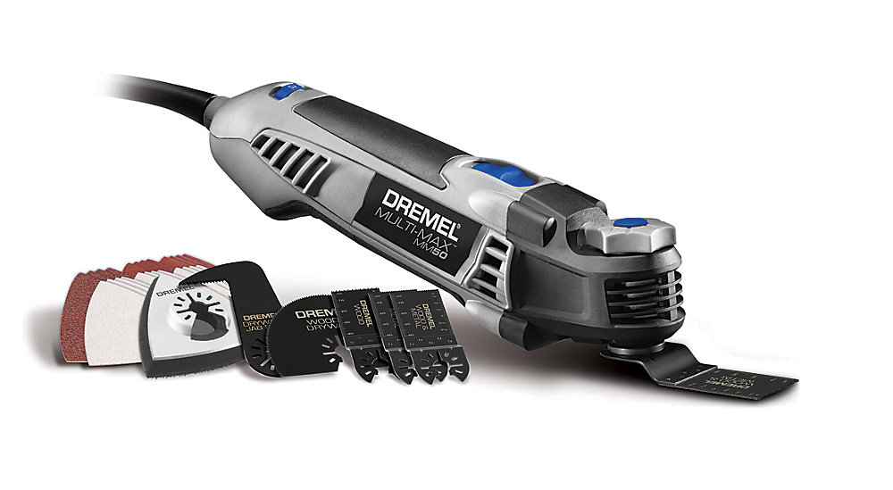 Multi-Max MM50 Oscillating Tool Kit with 15 Accessories