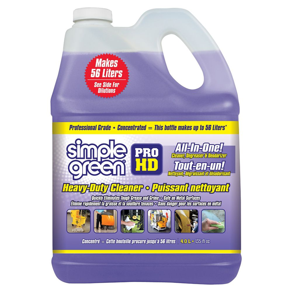Simple Green Pro HD 135 Oz