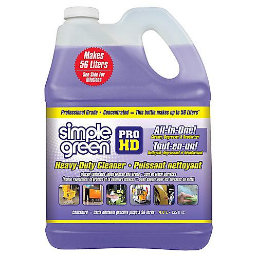 Pro HD Puissant nettoyant, 4L