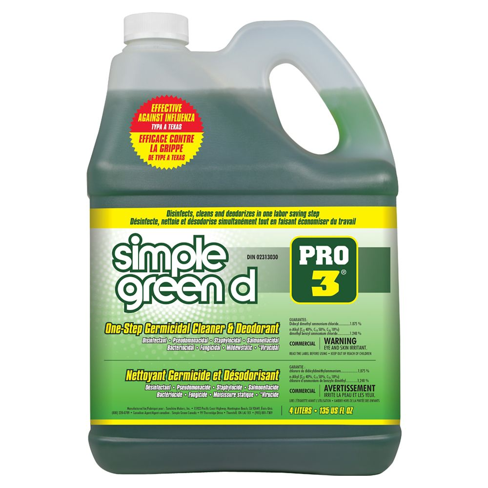 Simple Green Pro 3 135 oz