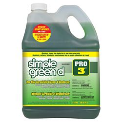 Simple Green Pro 3 One-Step Germicidal Cleaner & Deodorant, 4L