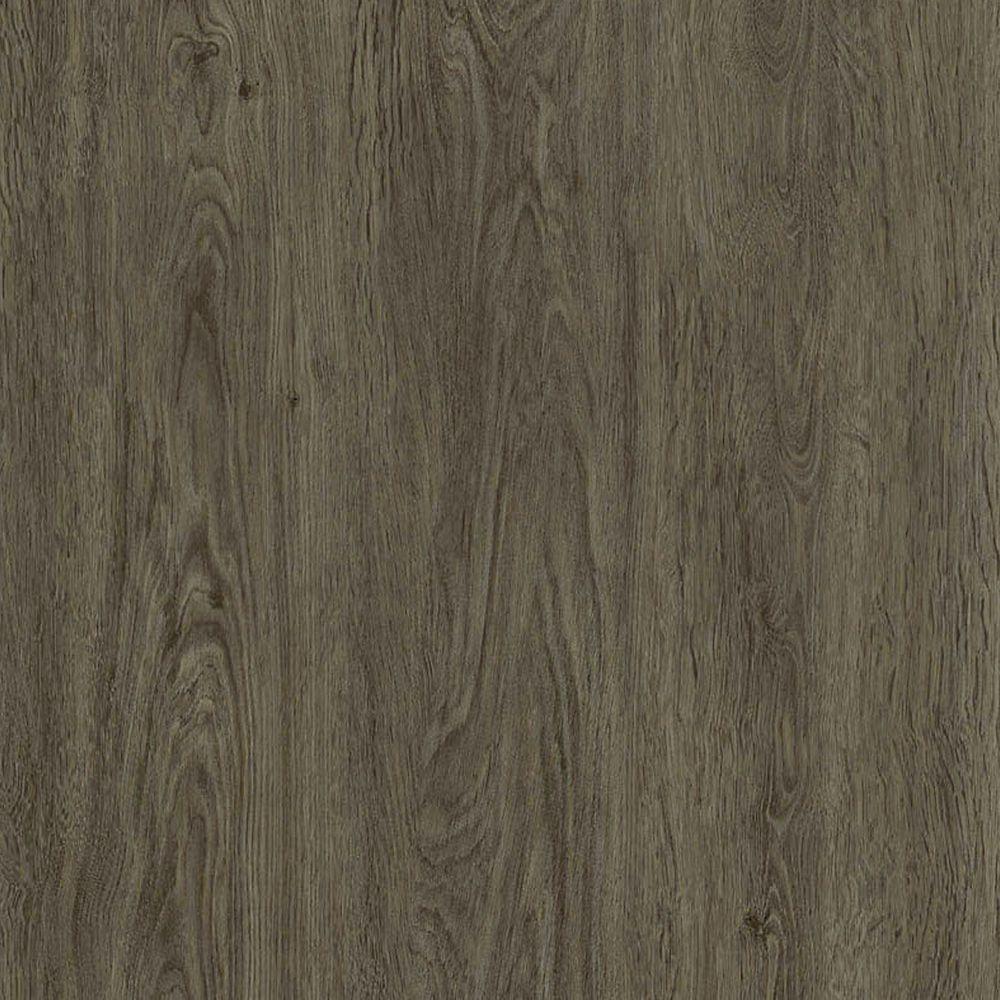 Locking 7.5 in. x 48 in. Durban Oak Resilient Vinyl Plank Flooring (19.8 Sq. Ft./Case)