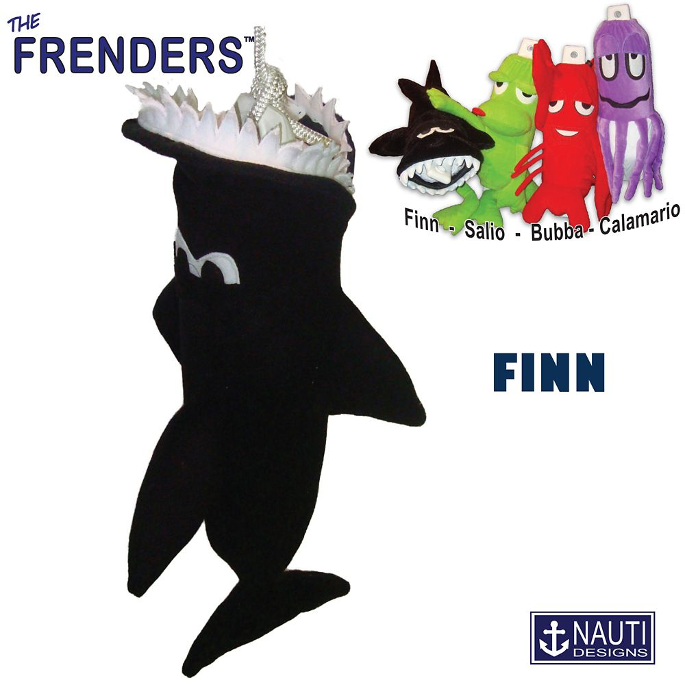 Finn le Requin Frender & Pare-Battage