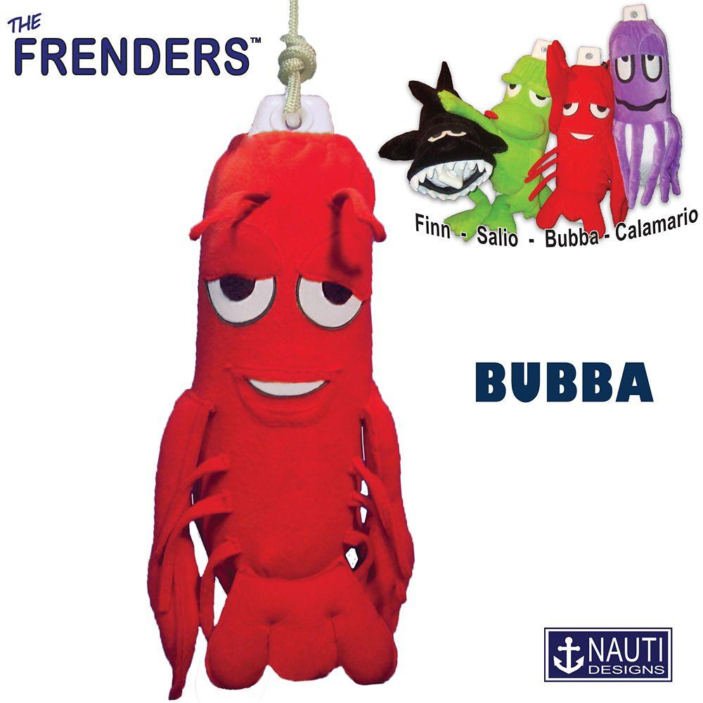 Bubba le Homard Frender & Pare-Battage