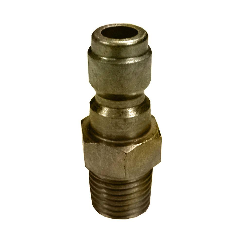 1/4 Inch Quick Coupling Plug