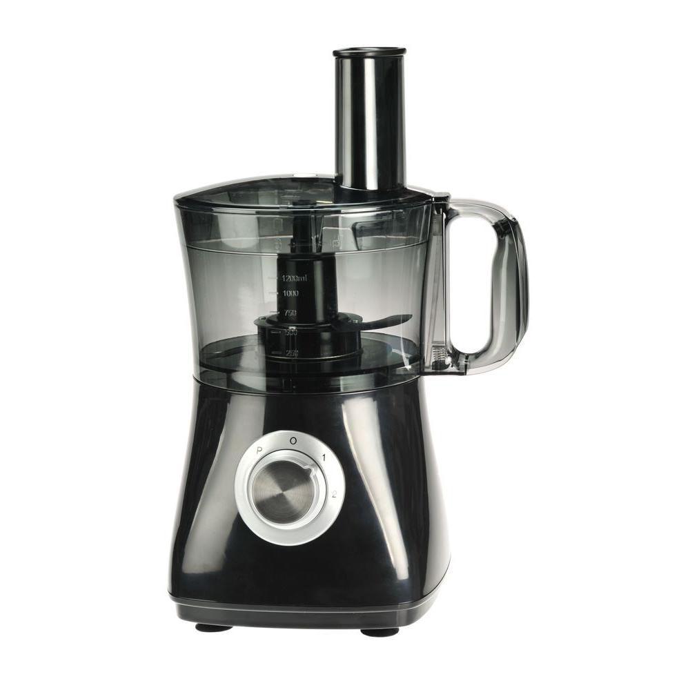 Robot de Cuisine Noir Capacité de 8 tasses