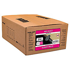 3 1/4-inch (12d) Box Framing Nail-Phosphate Coated-50lb (approx. 4210  pieces per package)