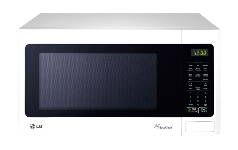 Micro-ondes de comptoir (1.5 pi. cube), blanc - LMS1531SW