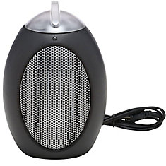 Eco-Save Space Heater 375 Watt Electric Personal Heater