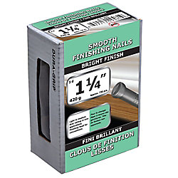 Paulin 1 1/4-inch (3d) Smooth Finish Nail-Bright Plated-420g (approx. 730  pieces per package)