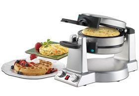 Breakfast Central Waffle/Omelette Maker