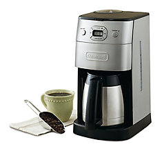 Grind & Brew Thermal 10-Cup Automatic Coffeemaker
