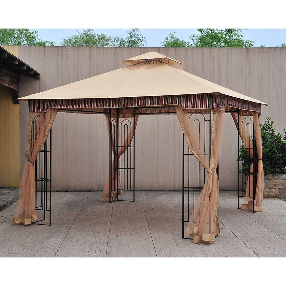 upc 846822012810 pavillon de jardin aylen de. Black Bedroom Furniture Sets. Home Design Ideas