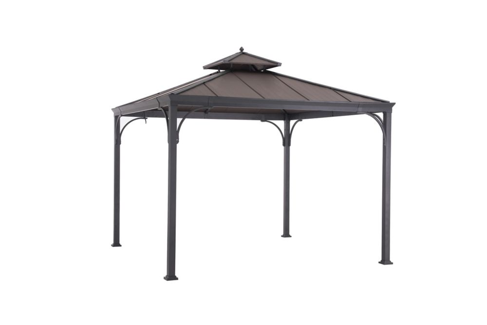 10 ft. x 10 ft. Hard Top Gazebo