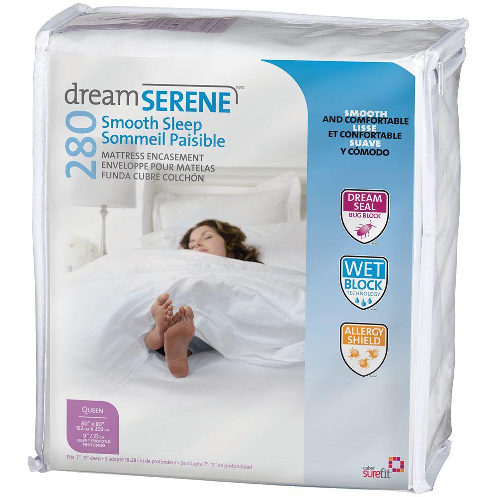 Smooth Sleep 280 Mattress Encasement - Twin XL 6 Inches