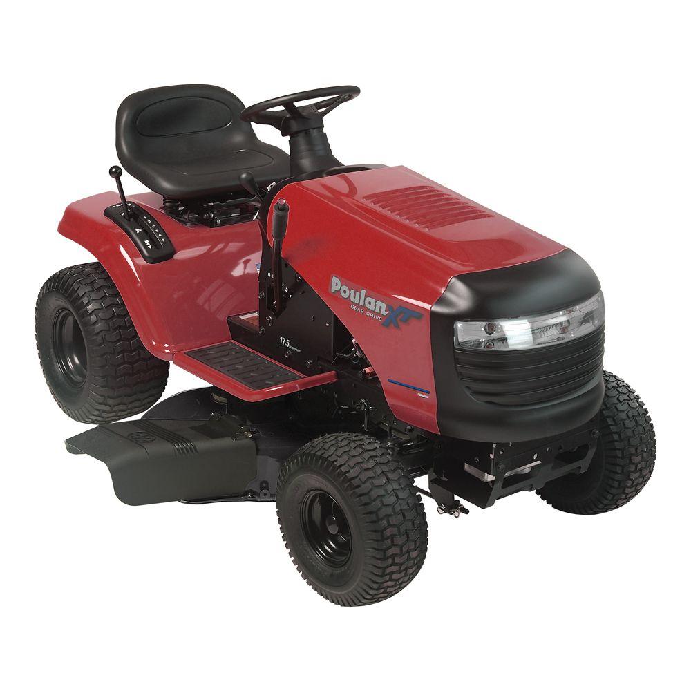 Tracteur de jardin 15,5 ch 42 po