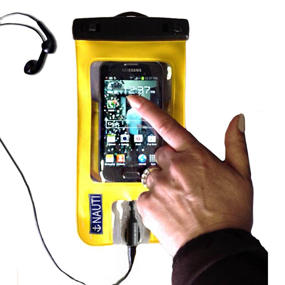 Étui étanche NAUTI� pour Cellulaire/MP3