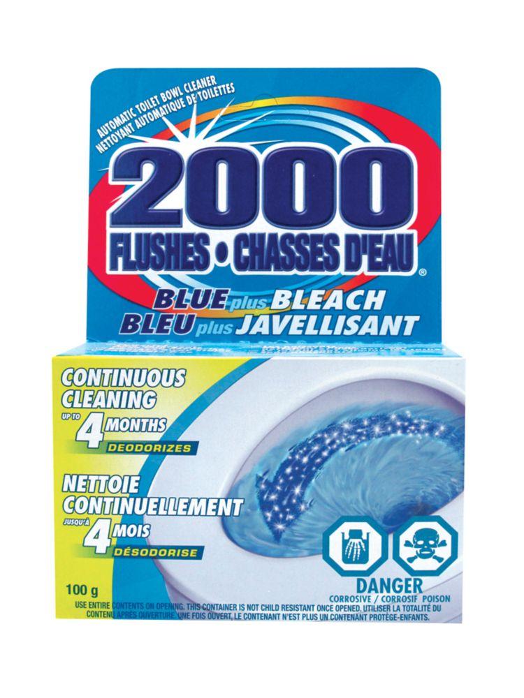 100g - Blue + Bleach