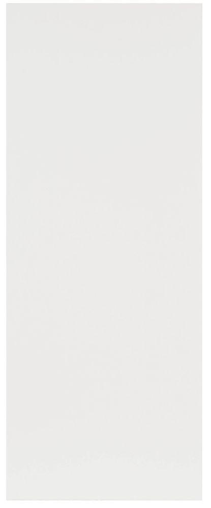 Melamine Corner Door Alexandria 11 5/8 x 30 1/8 White