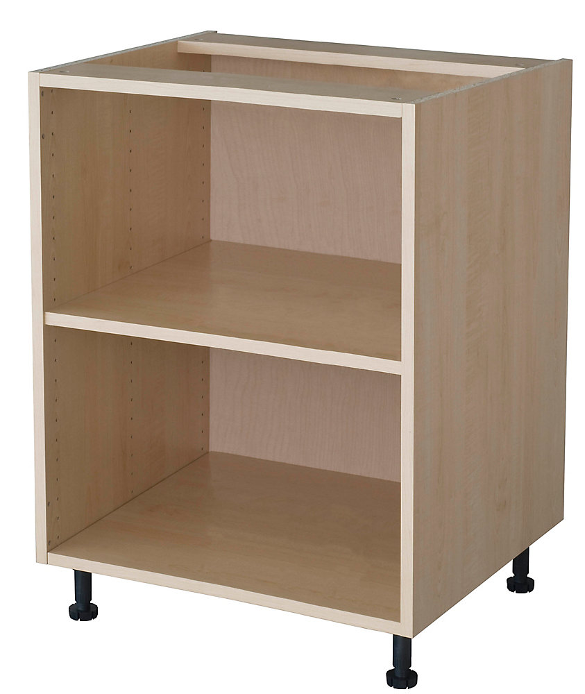 Eurostyle Base Cabinet 21 Maple | The Home Depot Canada