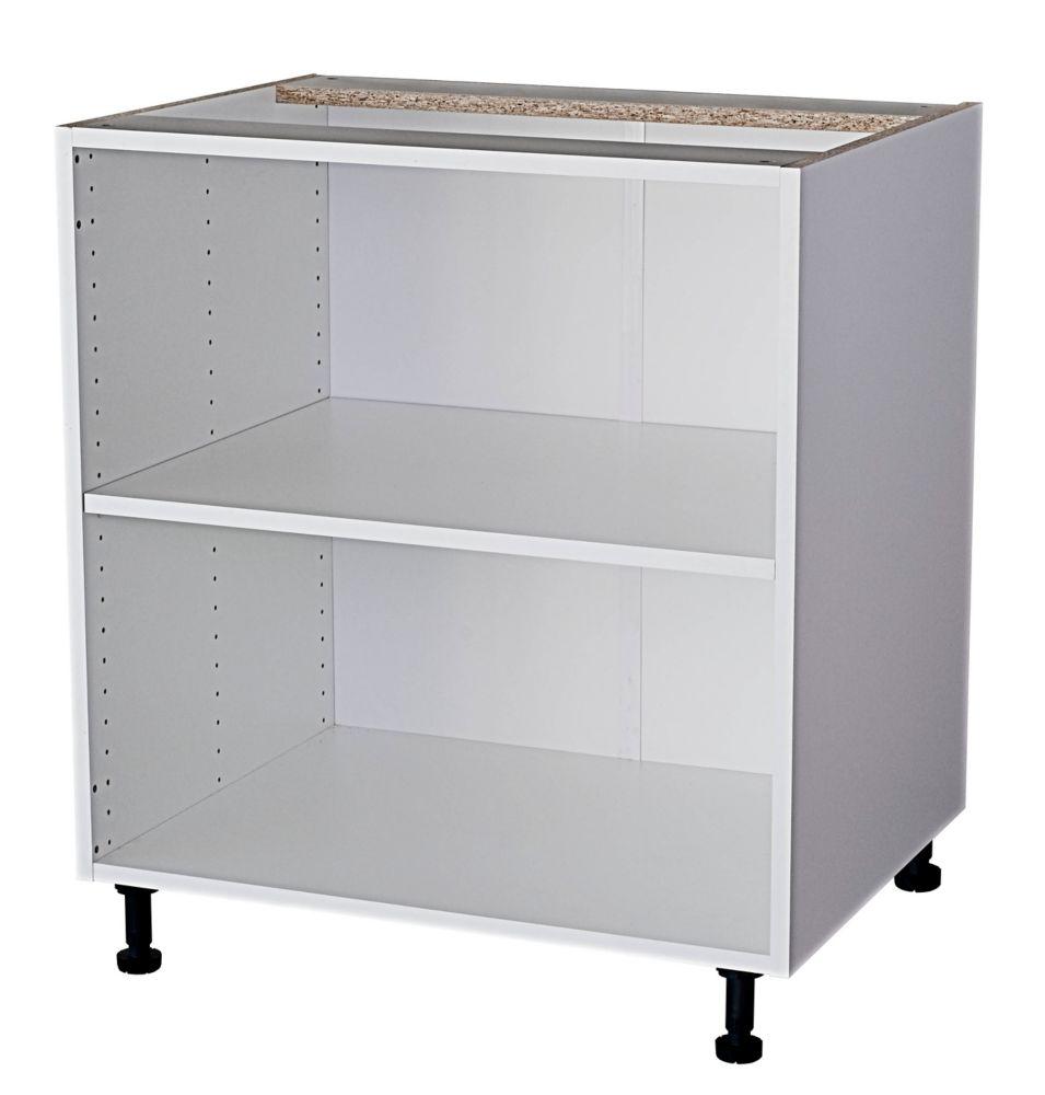 Eurostyle Wall Cabinet 18 X 30 1/4 White